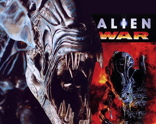 Download Alien Wars game perang dengan alien full
