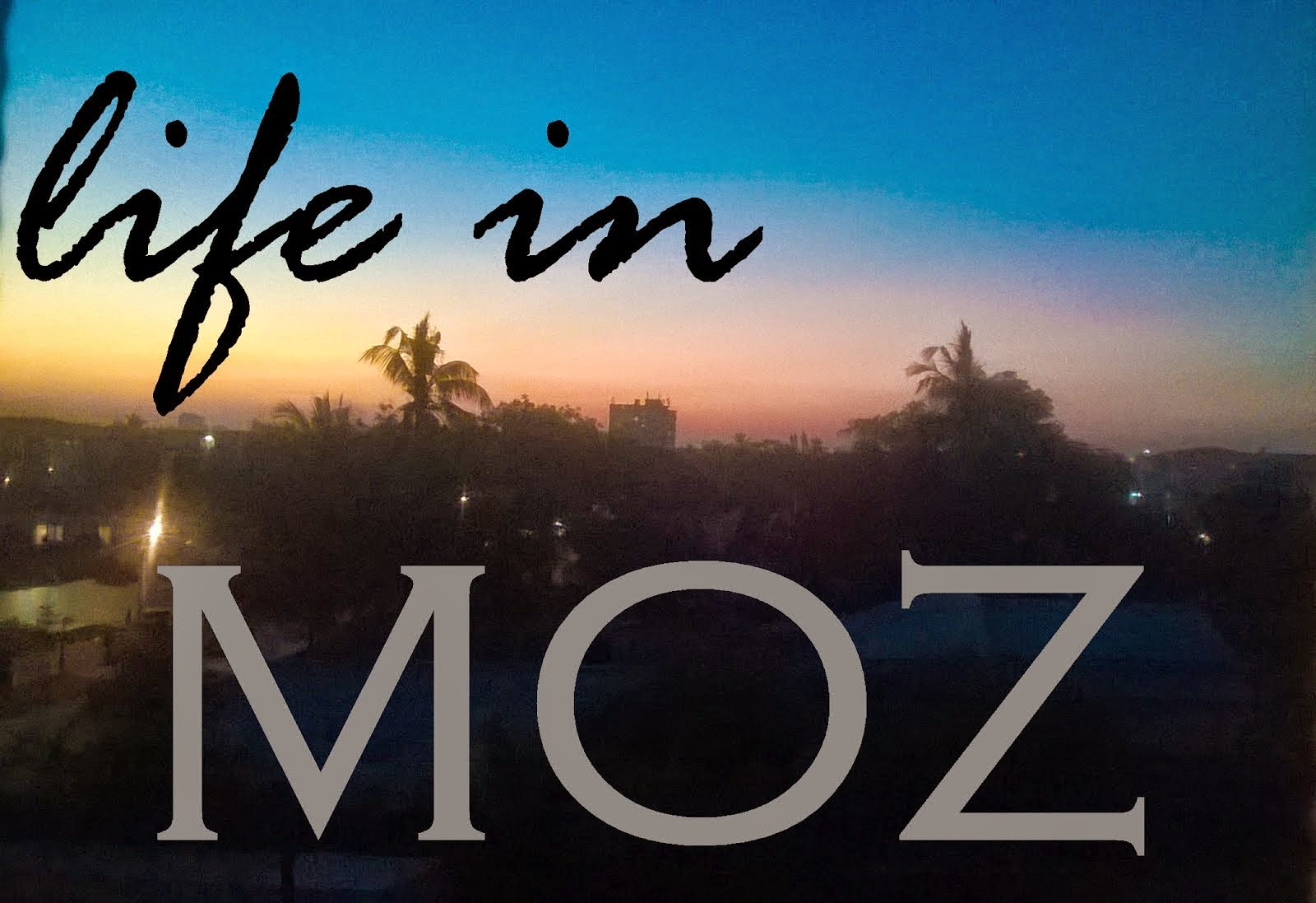 Read about life in Moçambique