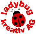 Die Ladybugs in kreativ