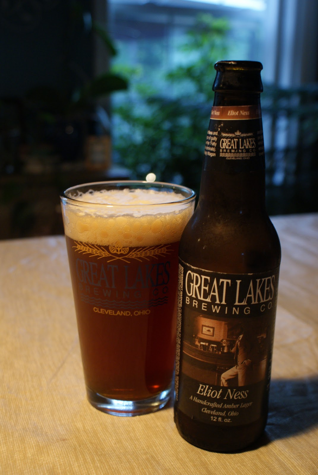 eliot ness beer - photo #10