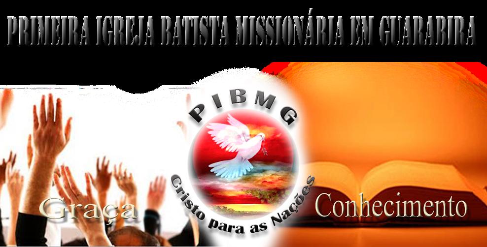 Primeira Igreja Batista Missionária em Guarabira