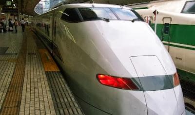 Kereta Super Cepat di Indonesia