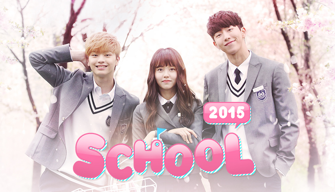 Nonton drama korea Who Are You School 2015 sub indo