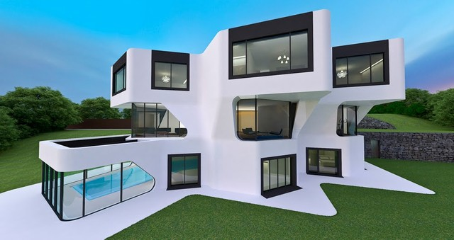 Future Houses Technology images