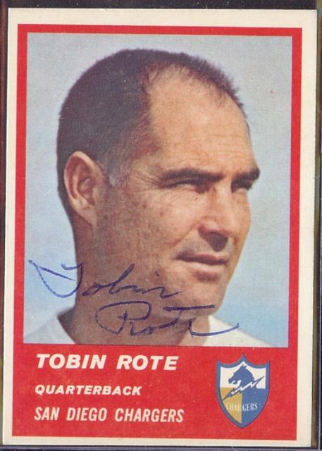 Lance Alworth Catching >1963 AFL Most Valu...
