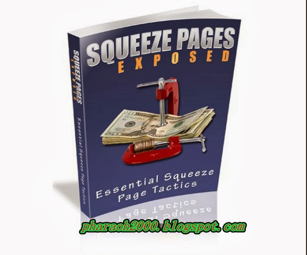Free download amazing report-Squeez pages exposed