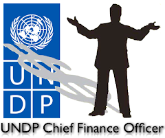UNDP Chief Finance Officer