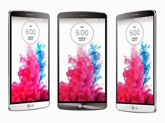 Harga LG G3 Dual-LTE