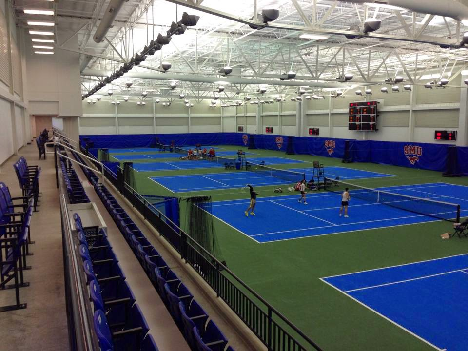 SMU Tennis Complex. Indoor Courts ...