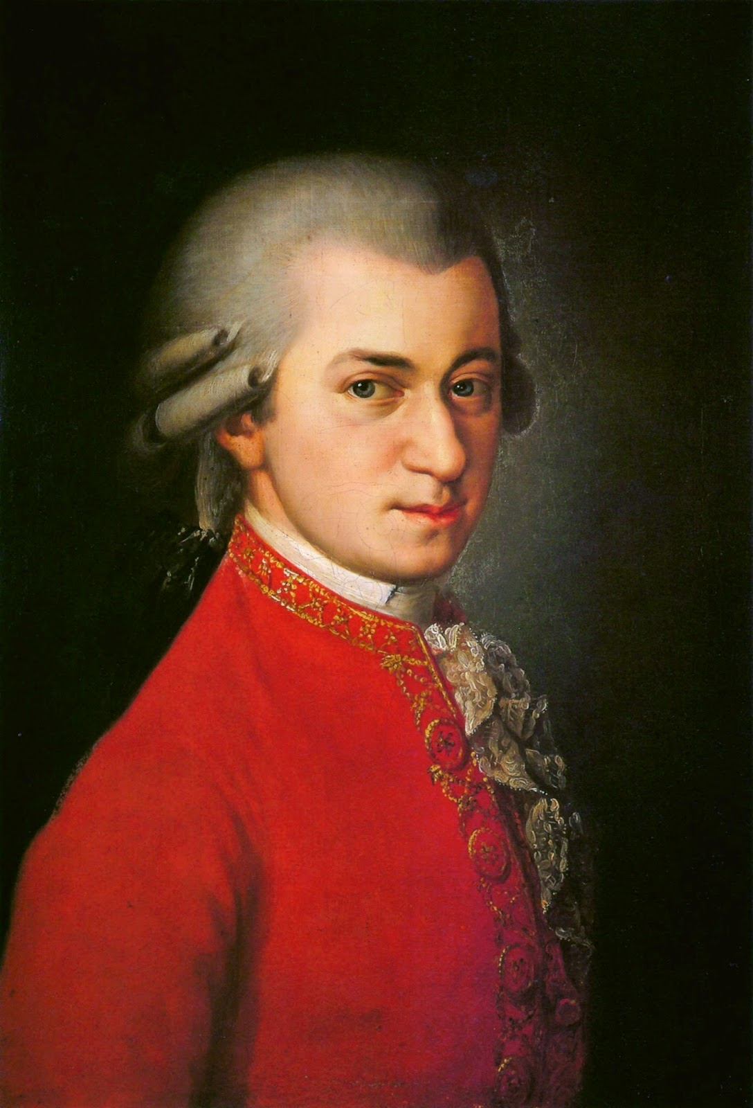 The 15 Greatest Classical Composers Of All Time - Wolfgang Amadeus Mozart (1756-1791)