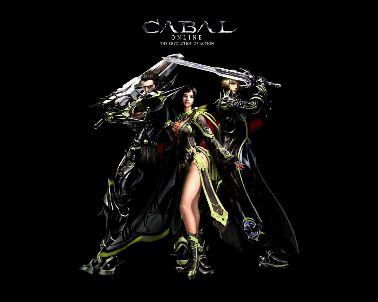 Wallpapers Cabal Online