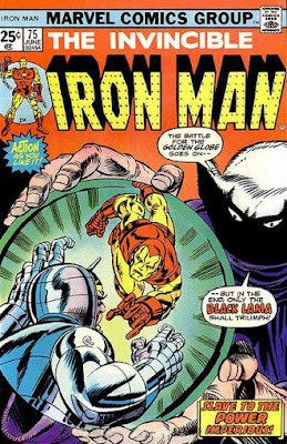 Iron Man #75, the Black Lama