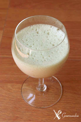 Gourmandise mousse sem lactose