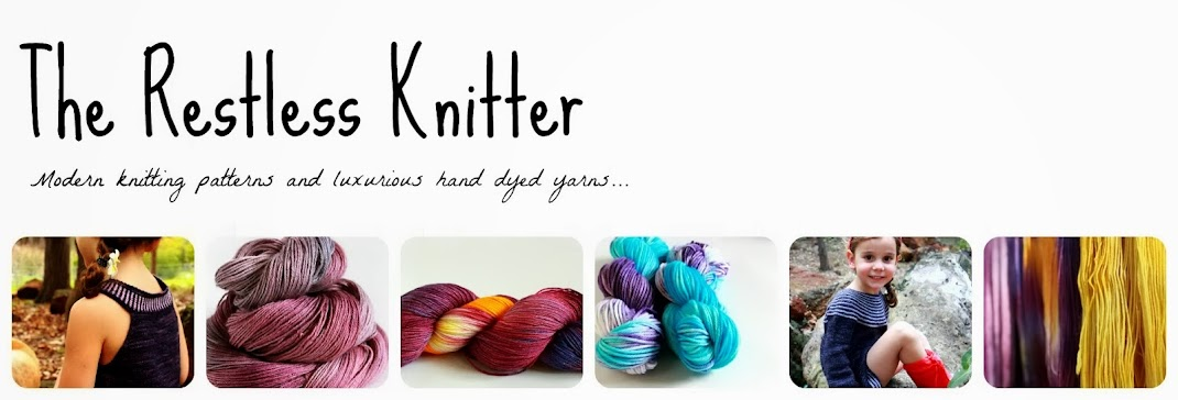The Yarn and the Restless Knitter