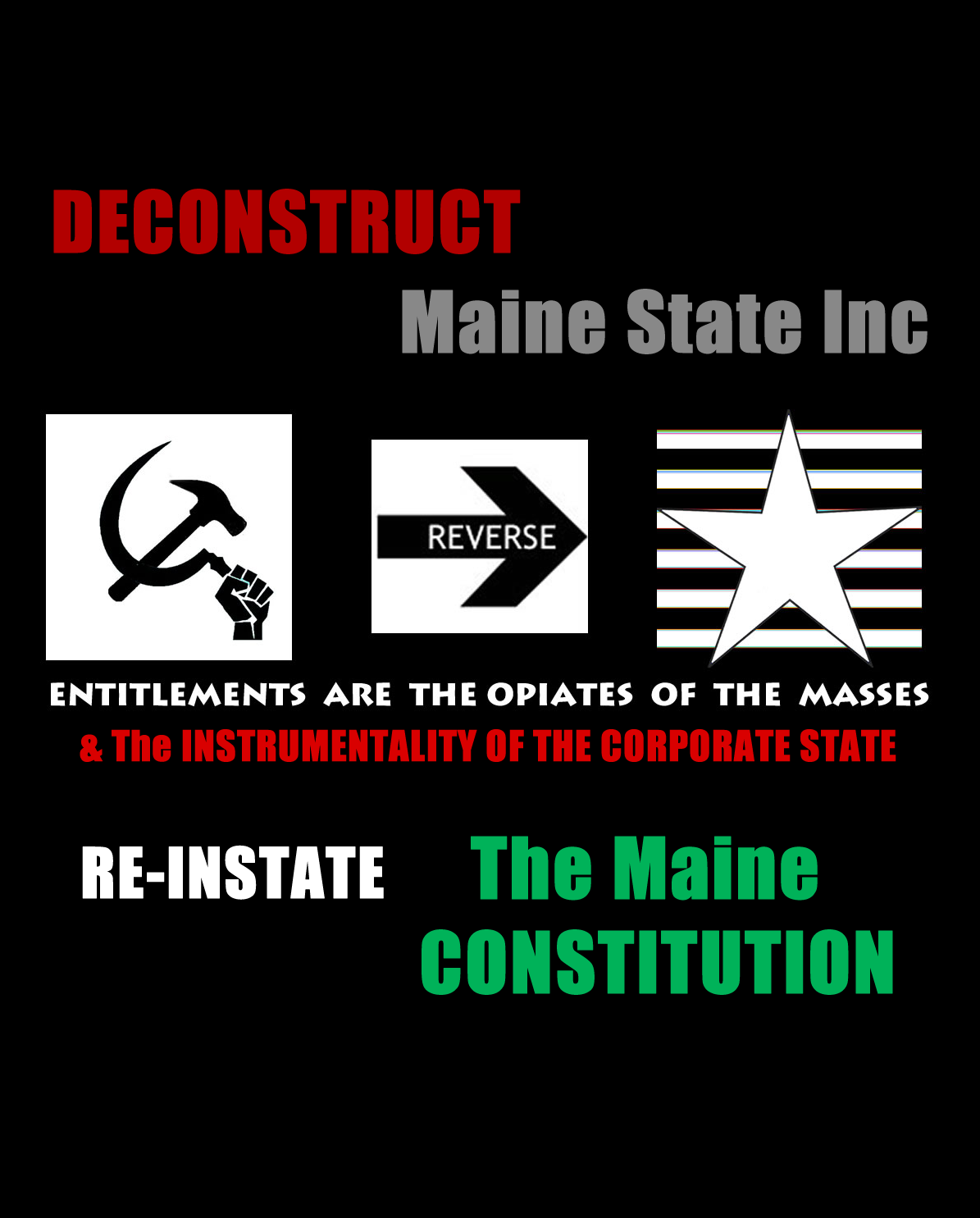 Maine Taxpayers United For The Constitution