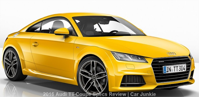 2016 audi tt coupe review