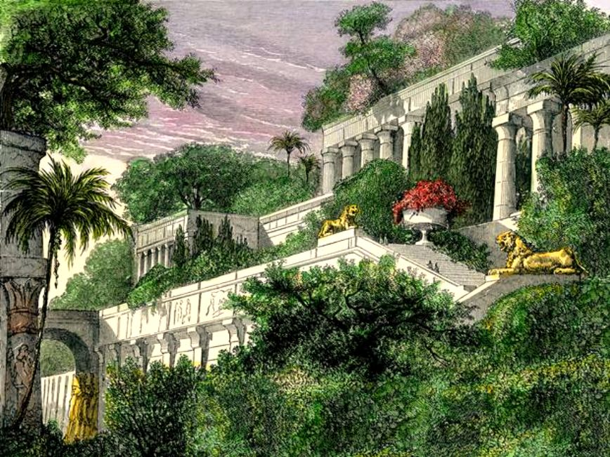 The Hanging Gardens 39 Were Not In Babylon 39 The