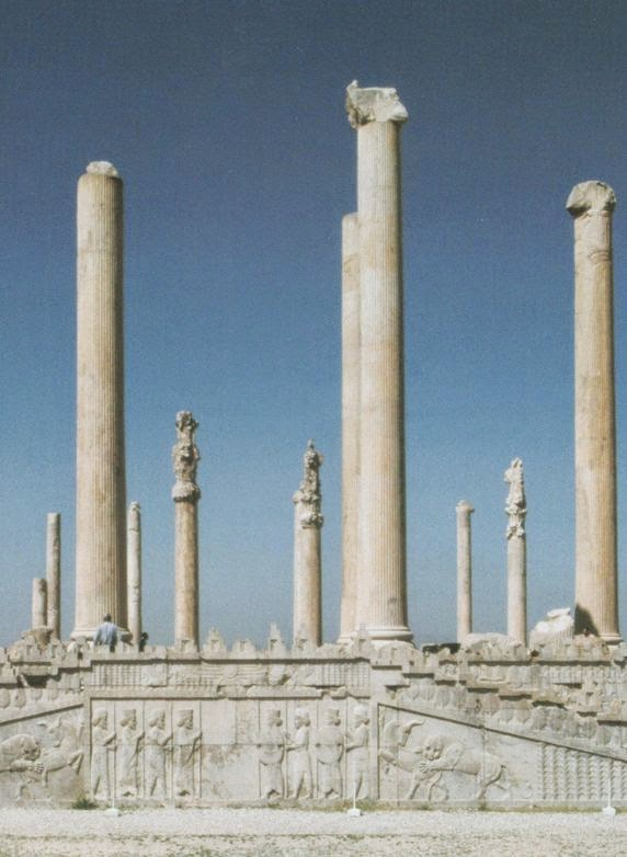 Persepolis a World Heritage Site in 1979