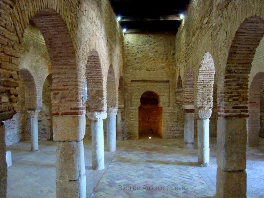 Mezquita. Almonaster la Real