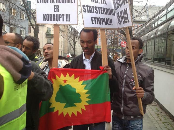 I Am an Oromo First::