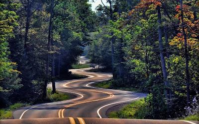 Paisajes de carreteras