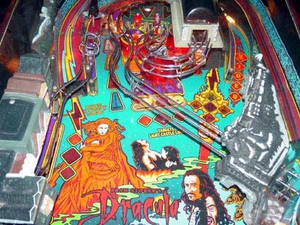 Pinball Dracula