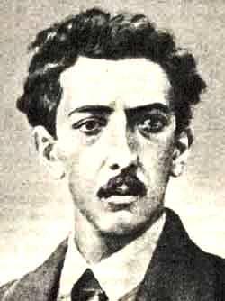 Retrato de Manuel Acuña