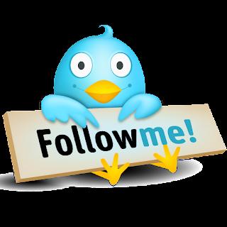 amici seguitemi anche su twitter vi aspetto
