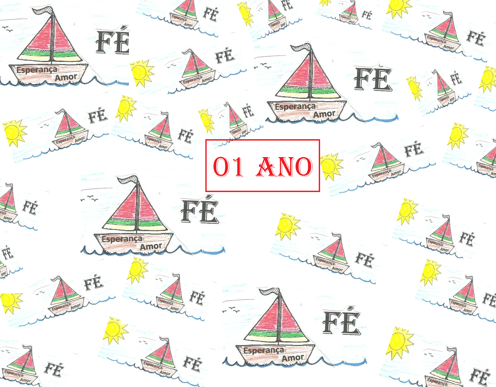"1 ano do Blog ""BOTE FÉ""!"