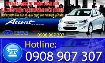 Hyundai Bến Thành giá tốt