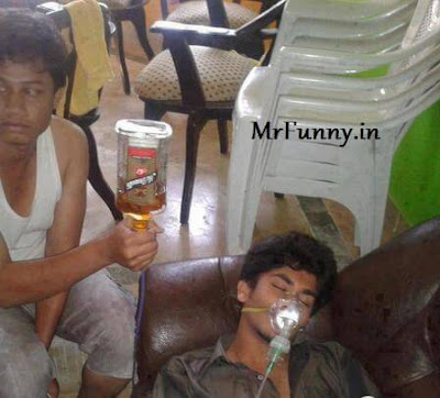 In Case Of Emergency Funny Indian Jugaad