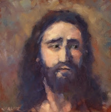 Jesus Watching Peter's Denial