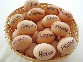 financial planning, nest eggs