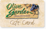 olive garden gift card