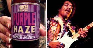 cerveja Jimi Hendrix