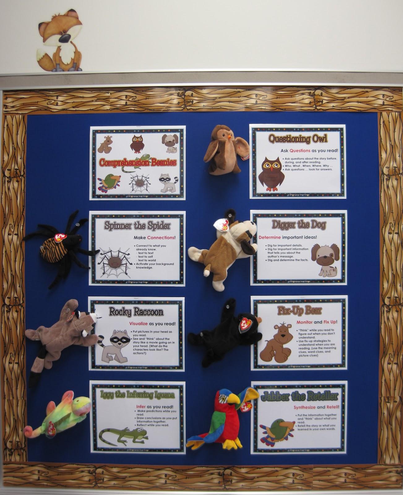 Hedgehog Classroom Decor : Read with me abc classroom tour