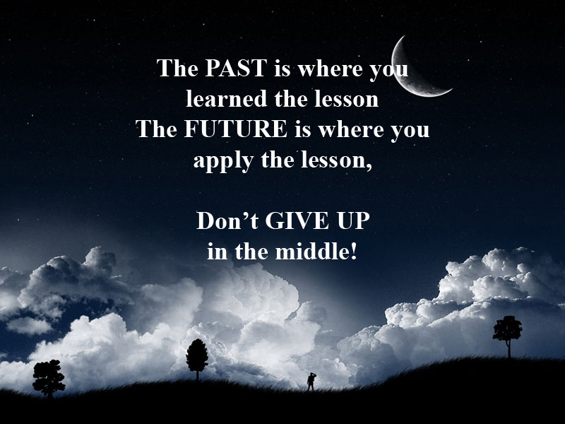dont give up on love essay Don't give up beforehand as 10 reasons you should never give up 1 lessons letting go life life lessons living love meditation mental health mind mindful.