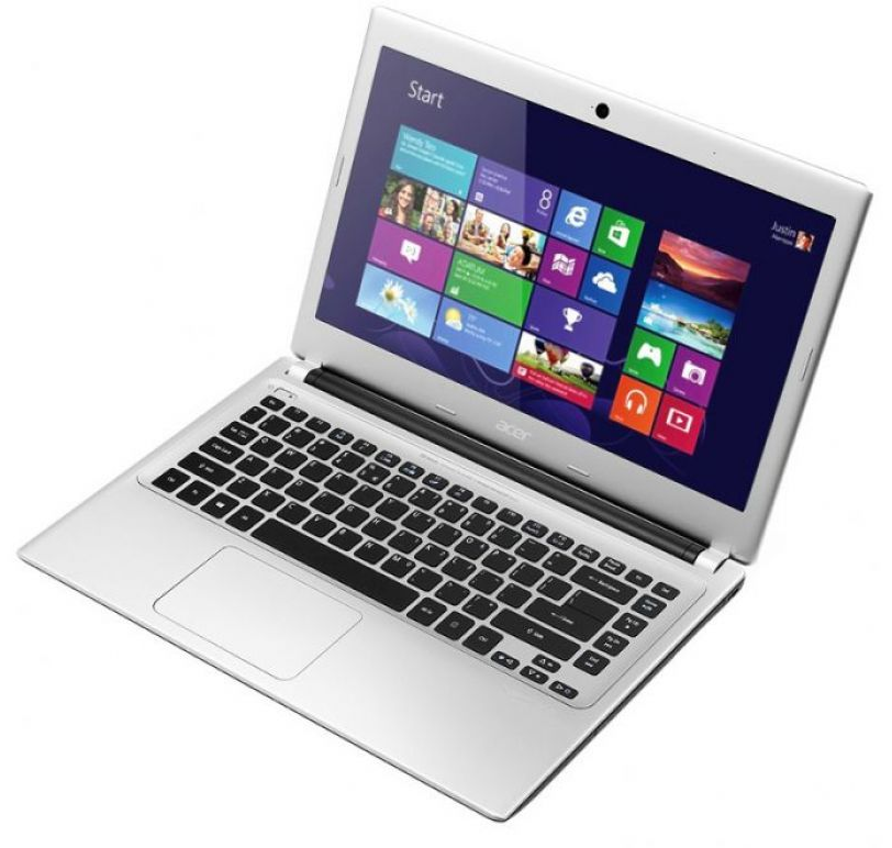 Spesifikasi Acer Aspire V5-132 10192G50Ns -Silver