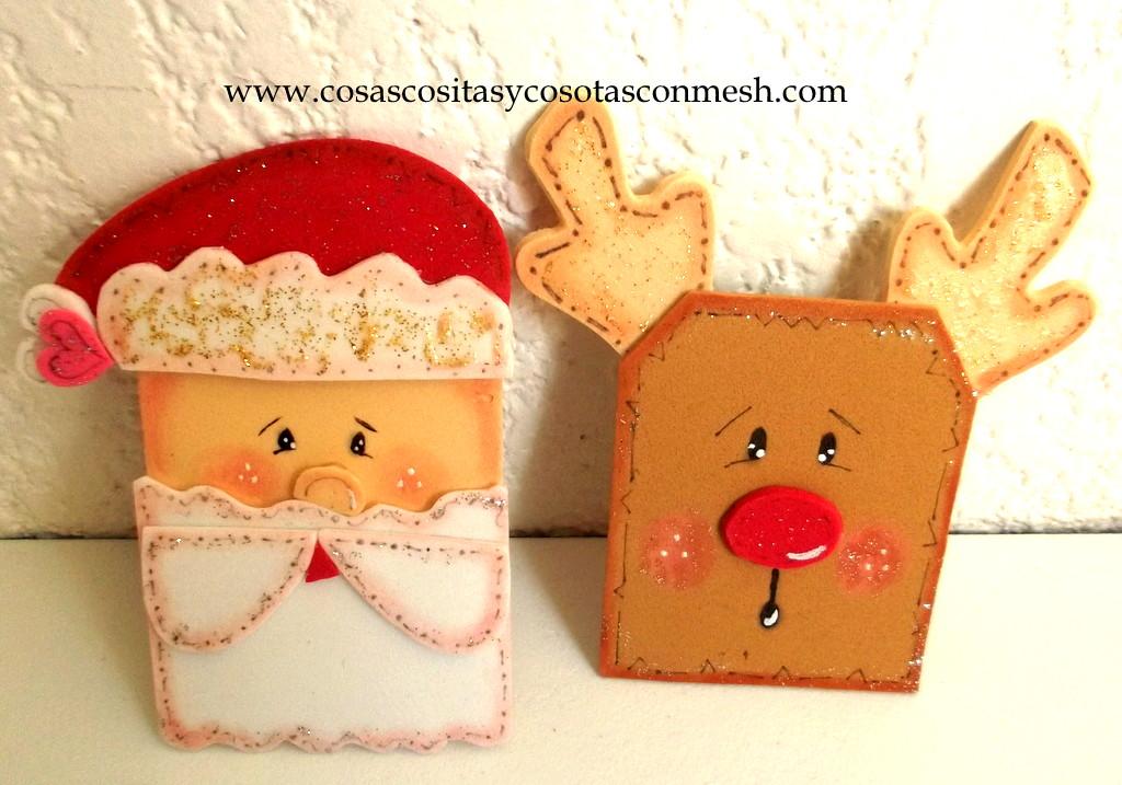 Manualidades para ni os en navidad 2012 cositasconmesh - Manualidades faciles de navidad para ninos ...