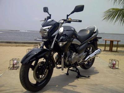 Suzuki Inazuma diluncurkan di Indonesia