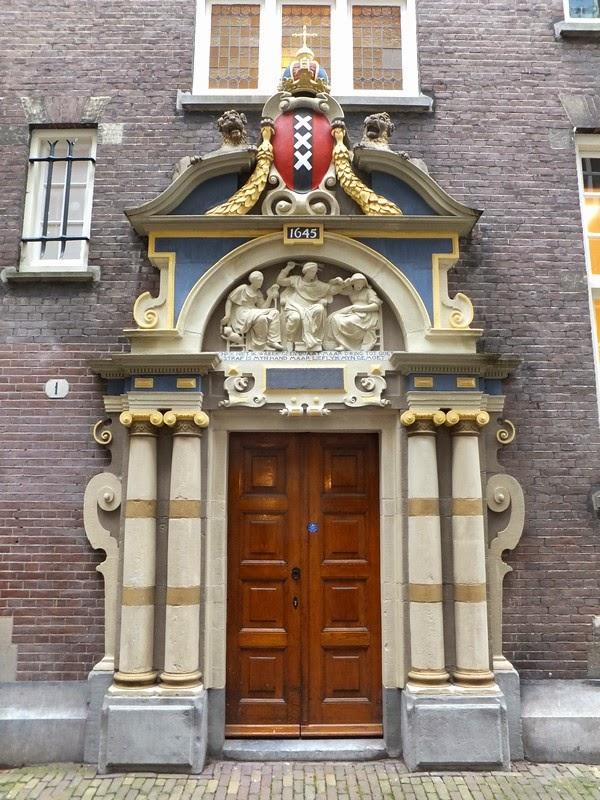 amsterdam centre médiéval