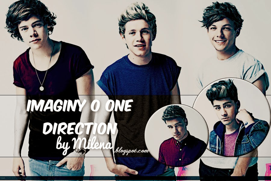 Imaginy o One direction ♥