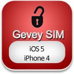 Ultra S Gevey new SIM