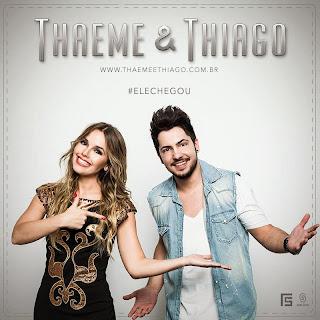 Thaeme e Thiago - Cafajeste - Mp3 (2013)