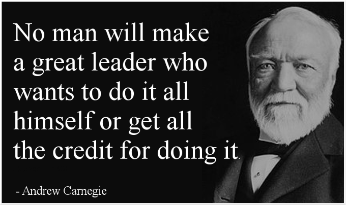Famous Quotes by Andrew Carnegie