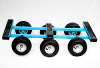 tekerlekli taşıyıcı