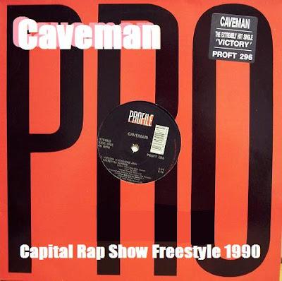 Caveman – Capital Rap Show Freestyle (VLS) (1990) (320 kbps)