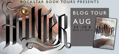 http://www.rockstarbooktours.com/2015/08/tour-schedule-hunter-by-mercedes-lackey.html