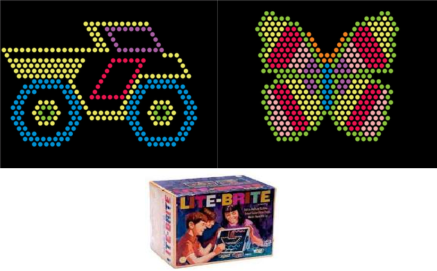 Getting new lite brite templates with different patterns online its butterfly and car lite brite templates with refill sheets i wish my niece with love it maxwellsz