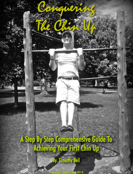 """Conquering The Chin Up"" Ebook"